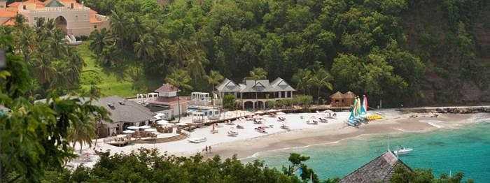 18. The BodyHoliday, LeSport - Castries, St. Lucia: Nếu có điều kiện thì đây là một trong những khu nghỉ dưỡng nên đến nhất trong đời.
