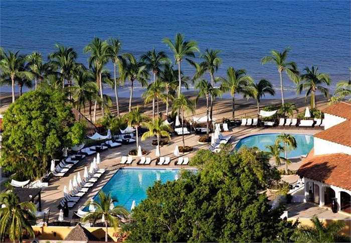 19. Club Med Ixtapa Pacific - Ixtapa, Mexico: Đi nghỉ cùng gia đình thì bạn chỉ có thể chọn nơi đây.