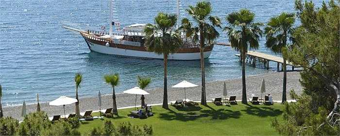20. Club Med Palmiye - Kemer, Thổ Nhĩ Kỳ: Dịch vụ hạng A đến từ tiểu tiết.