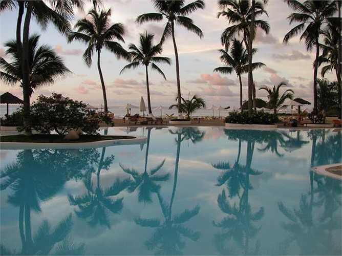 24. Andilana Beach Resort - Nosy Be, Antsiranana Province: Một nơi nghỉ dưỡng tuyệt vời tọa lạc trong thiên đường của tự nhiên.