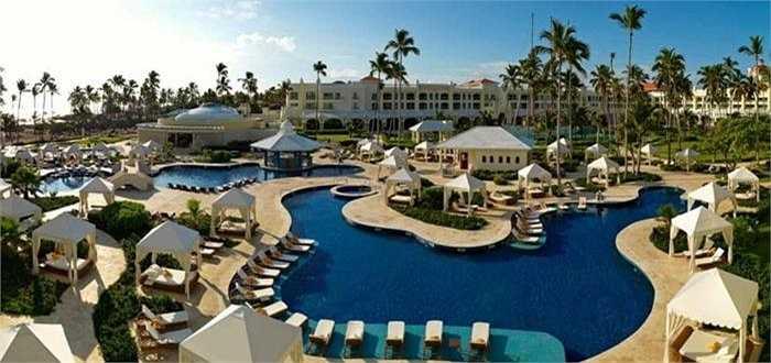 7. Iberostar Grand Bavaro Hotel - Punta Cana, Cộng hòa Dominica: Ngay khi trở về nhà, tôi đã lại muốn gói ghém lên đường tới nơi đây.