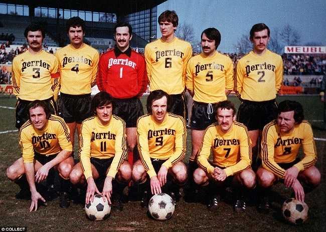 Khi còn là cầu thủ, Wenger từng gắn bó trong màu áo CLB RC Strasbourg ở thập niên 1970