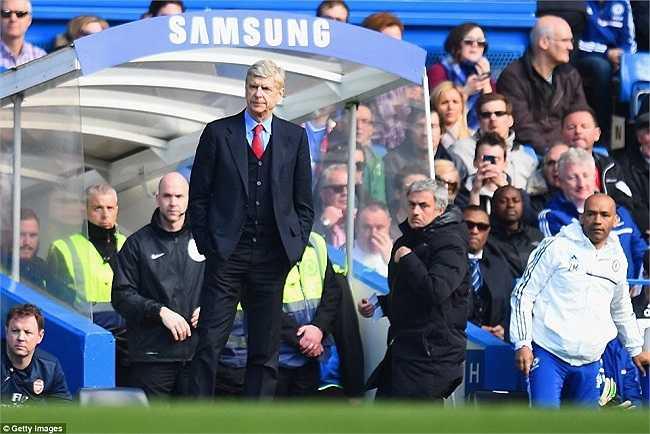 Kỷ niệm buồn của Wenger trong trận đấu thứ 1000 ông dẫn dắt Pháo thủ, Arsenal chịu thất bại 0-6 nhục nhã trước Chelsea