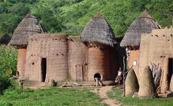 Hiện những ngôi 'nhà nấm' đã được UNESCO bảo tồn và tôn vinh.