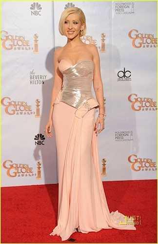 Christina Aguilera luôn xinh đẹp dù chỉ cao vỏn vẹn 1m57.