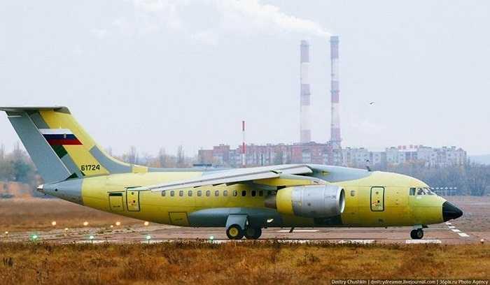 Chuyên cơ AN-148 do Ukraine sản xuất