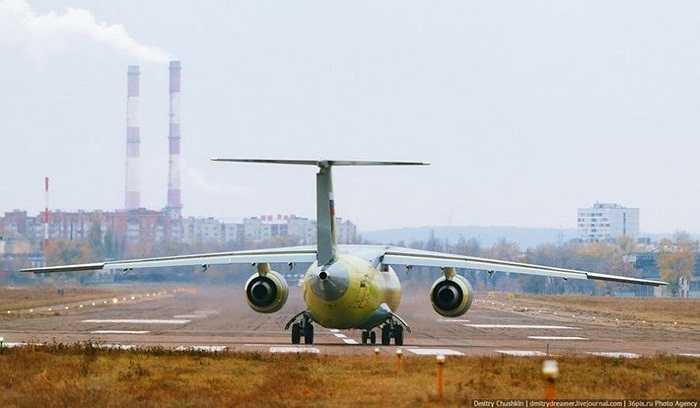 Chuyên cơ AN-148 được chuyển giao cho ông Kim Jong-un vào tháng 5/2014