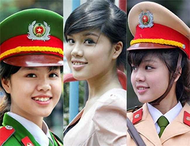 Cô là gương mặt nổi bật từng lọt vào chung kết cuộc thi facelook 2011.