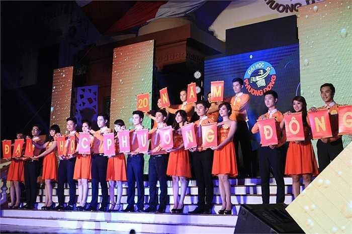 Ban giám khảo đã chọn lựa ra 6 thí sinh ứng xử 2 để xếp hạng. Là hai trong số 6 thí sinh có phần trình diễn trang phục và ứng xử khéo léo, Hoàng Đức Tuấn (SBD 100) và thí sinh Vũ Thị Thanh Mai (SBD 081) đã giành giải Nhất.