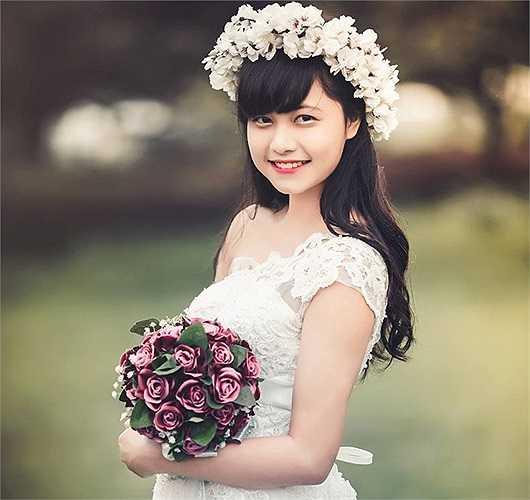 Quỳnh Trần cho biết, ĐH Giao thông Vận tải có 1/4 là nữ giới, trong đó khoa Kinh tế có nhiều bạn nữ theo học nhất.