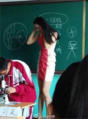 Đặng Viên Viên là người Tứ Xuyên, cô tốt nghiệp Đại học sư phạm Đông Bắc