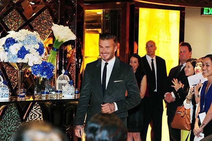David Beckham xuất hiện đầy lịch lãm trong các sự kiện ở Việt Nam