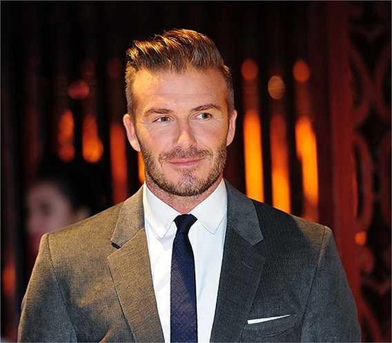Beckham rất biết cách khai thác tối đa tài năng của mình cả trong lẫn ngoài sân cỏ.
