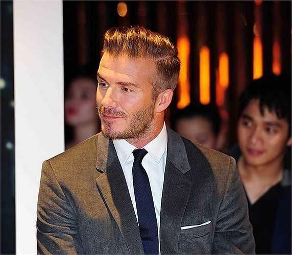 Được biết, hợp đồng của Beckham tại VN không cho phép báo chí được tiếp cận và chụp hình ảnh.