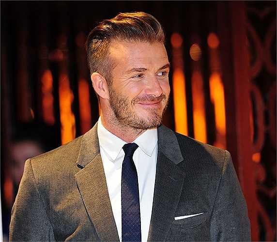 Những hình ảnh lịch lãm nhất của David Beckham tại TP.HCM