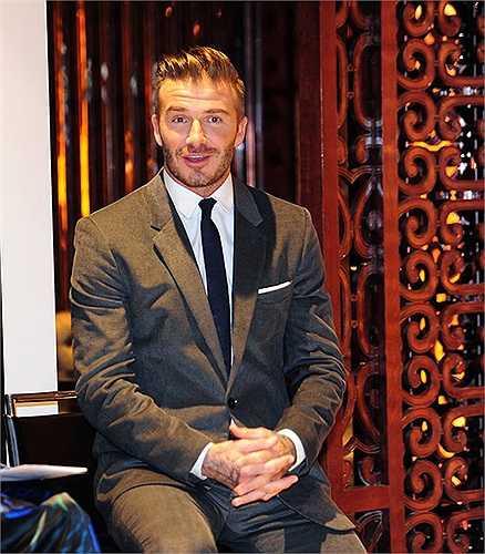 Sự xuất hiện khắp nơi của Beckham có liên quan mật thiết đến chuỗi các giá trị, nổi bật nhất là giá trị thương hiệu. 'Đó là sự nhạy cảm về phong cách, sự cống hiến hết mình trong những trận đấu và những hoạt động anh ta tham gia'.
