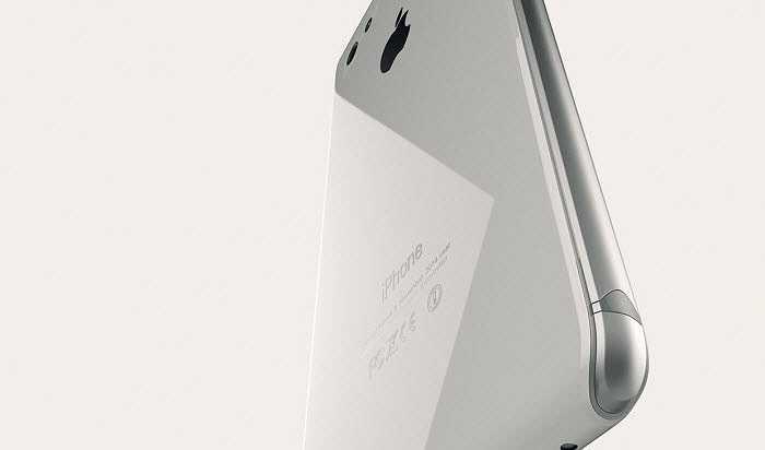 Cũng như nhiều thành viên iPhone trước đây, bản thiết kế không chỉ ra đây là iPhone 8.