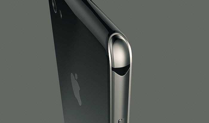 Nhằm tăng chất lượng ăng-ten bắt sóng, tránh sự cố vấn đề ăng-ten trên iPhone 4, bản thiết kế cũng lấy ý tưởng của các iPhone mới từ Apple.