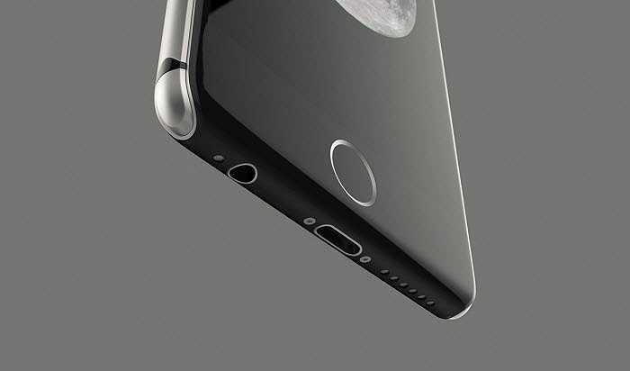Giống như các thế hệ iPhone mới, nút Home trên iPhone 8 sẽ tích thước Touch ID, cảm biến vân tay giúp đăng nhập vào thiết bị một cách dễ dàng và nhanh chóng.