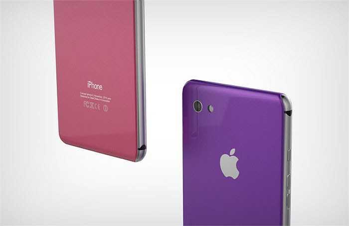 Mang phong cách iPhone 5C, Apple có thể sẽ cung cấp nhiều tùy chọn màu sắc khác nhau cho iPhone 8, giúp phục vụ nhu cầu của từng người dùng khác nhau.
