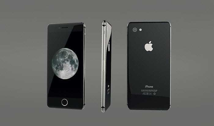 Thiết kế tổng thể của iPhone 8 vẫn mang phong cách thiết kế iPhone hiện tại, nhưng bóng bẩy hơn nhờ vỏ kim loại bọc hai bên.