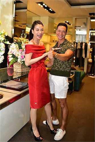 Được biết, Trương Ngọc Ánh và Kim Lý cùng đoàn phim 'Hương Ga' sẽ tham dự Liên hoan phim quốc tế Hà Nội từ 23-27/11.