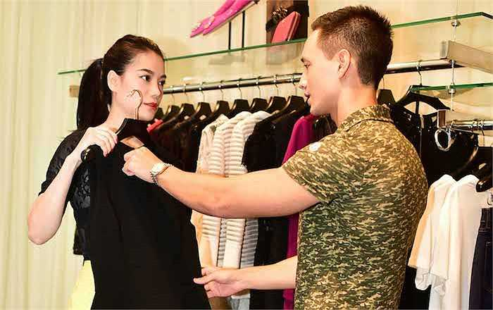Tùng Hero của 'Hương Ga' chia sẻ, từ khi về Việt Nam anh có nhiều cơ hội tham dự các sự kiện thời trang và điện ảnh.