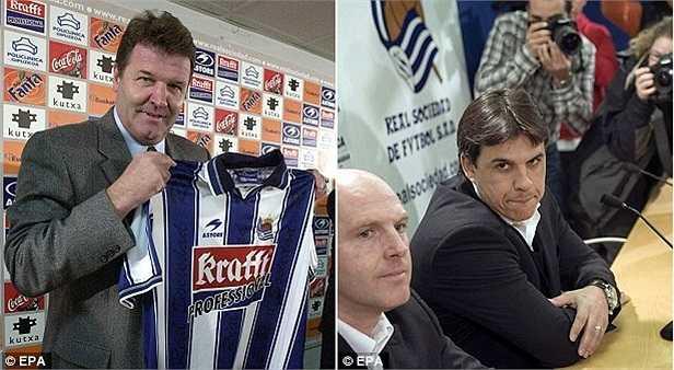 Trước khi bổ nhiệm David Moyes vào chiếc ghế nóng ở Anoeta, Real Sociedad đã sa thải HLV Jagoba Arrasate vì bất lực nhìn đội bóng xứ Basque rơi xuống vị trí thứ 15 trên BXH La Liga