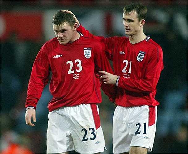 Năm 2003, cả Rooney và Jeffers đều được HLV Erikson triệu tập lên Tam Sư lần đầu tiên
