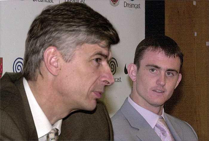 Mặc dù vậy, điều đó cũng không thể cứu vãn sự nghiệp của Jeffers tại Arsenal