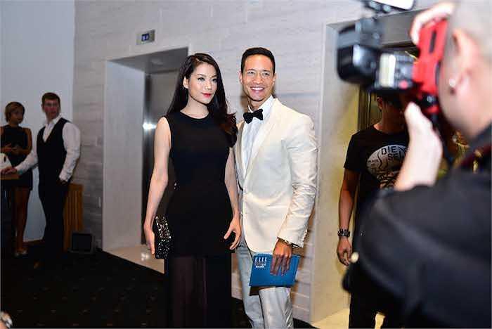 Tối qua (13/11) Elle Fashion Show Xuân Hè 2015 đã diễn ra với sự góp mặt của nhiều mỹ nhân Việt.