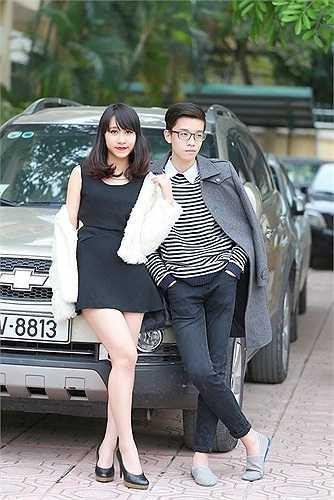 Cô nàng chân dài Bùi Thị Ngọc An sở hữu chiều cao 1,65 m, mong muốn trở thành một sinh viên ĐH Sân khấu điện ảnh cùng anh chàng Vũ Ngọc Minh, chiều cao 1,77 m với mong muốn đơn giản là được đi du lịch nhiều nơi. Cặp đôi gây đến từ lớp 11C gây ấn tượng với BTC bởi chiều cao của cả hai. (Theo Zing)