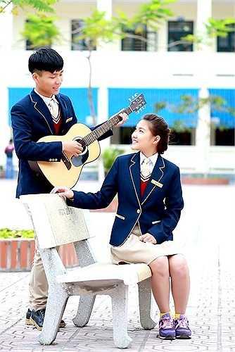 Sự lãng mạn của cây đàn guitar được đem đến bởi Trịnh Quốc Trung (9/4/1997), cao 1,67 m. Trung mong muốn trở thành một nam ca sĩ để thỏa mãn niềm đam mê âm nhạc của bản thân. Bên cạnh đó là sự có mặt của Bùi Tuyết My, sinh ngày 23/3/1997, chiều cao 1,57 m với mong muốn trở thành một tiếp viên hàng không. Cặp đôi đến từ chi đoàn 12A3. (Theo Zing)
