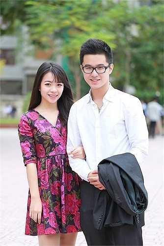 2 gương mặt thanh lịch của 12D2 là anh chàng Lê Minh Sơn, sở hữu chiều cao 1,74 m với mong muốn táo bạo trở thành một giám đốc. Tống Thu Vân, chiều cao 1,63 m ước mơ trở thành doanh nhân thành đạt. (Theo Zing)