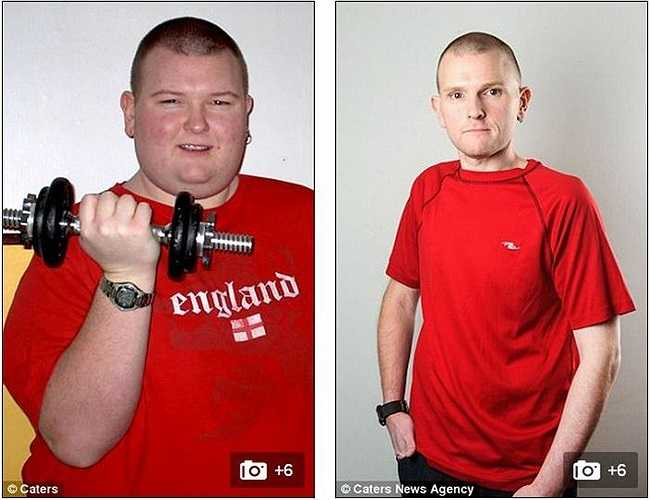 Lúc đầu, anh khá hài lòng về hình dáng nhỏ gọn với cân nặng 68kg.