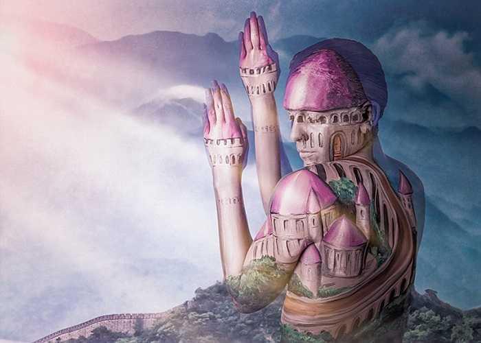 Lâu đài trong truyện cổ tích