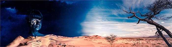 Đêm sa mạc