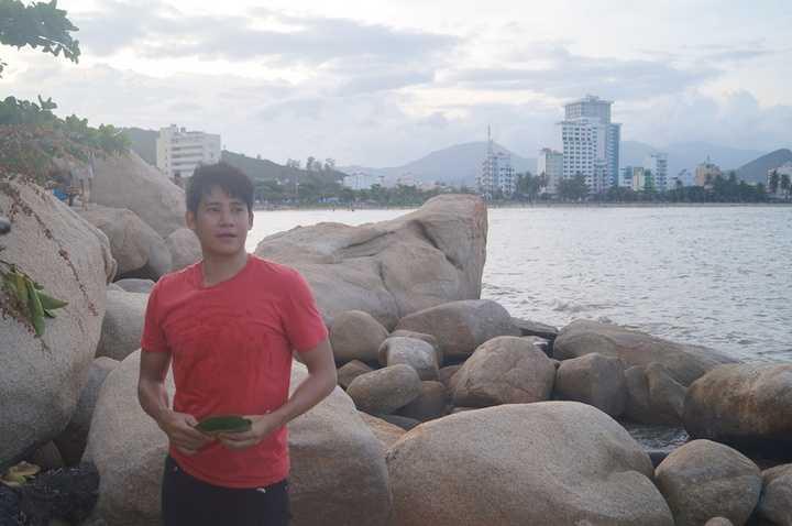 """Thành phố biển Nha Trang sẽ là địa điểm """"chiến đấu"""" lần này của Phùng Ngọc Huy."""
