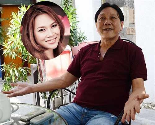 Nữ ca sỹ và 'người tình tin đồn' từng tới dự đám cưới ca sỹ Phạm Quỳnh Anh hồi tháng 5/2012 nhưng không hề đi chung.