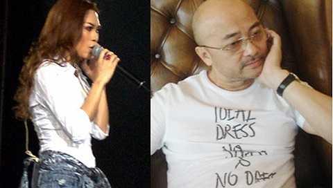 Theo bài báo, Hà Dũng nói rằng chính ông là người đã giúp đỡ vật chất và âm nhạc cho Mỹ Tâm trong giai đoạn mới lập nghiệp như: đưa đi Thượng Hải thi hát, dành phòng thu cho Mỹ Tâm làm việc…