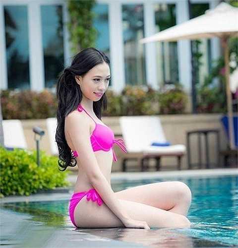 Trang Phương Anh sinh ngày 13/3/1995, hiện là sinh viên trường Đại học Duy Tân Đà Nẵng.