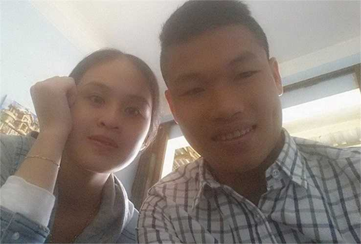 Cô bạn Ngọc Linh là người yêu của Trung vệ U19 Việt Nam Trần Hữu Đông Triều.