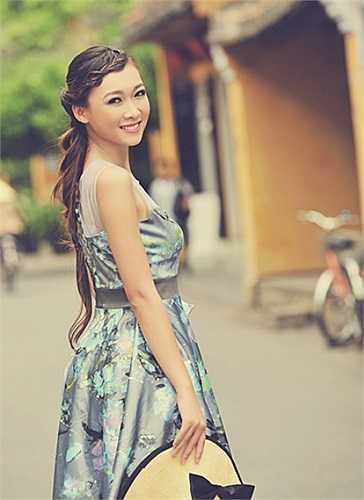 Phạm Thị Thùy My - Khoa Đào tạo quốc tế Trường Đại học Duy Tân