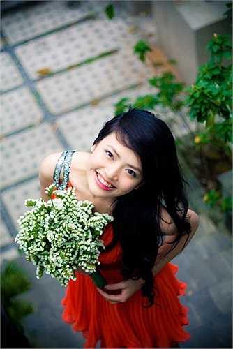 Mỹ Hạnh từng vừa đạt giải nhất cuộc thi ảnh dành cho học sinh, sinh viên TP Đà Nẵng.