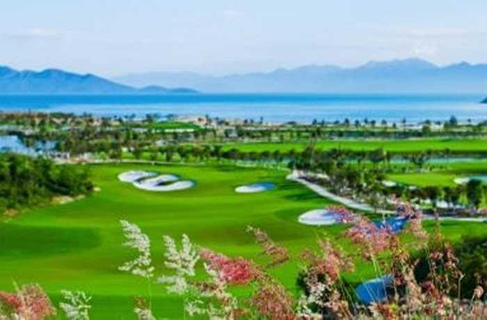 Sân golf này đã chính thức hoạt động từ năm 2011