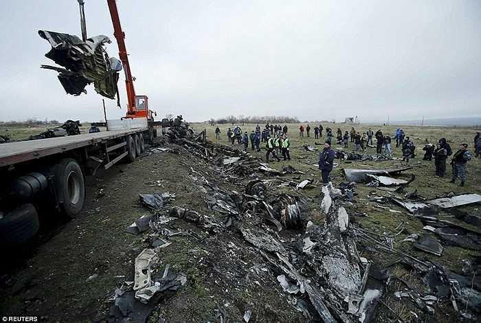 Ủy ban an toàn Hà Lan là đơn vị đứng đầu nhóm điều tra về thảm họa MH17