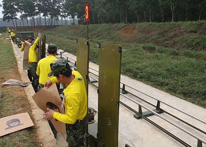 Các chiến sĩ báo bia cũng được tập huấn chu đáo, đảm bảo cho việc thực hiện nhiệm vụ. (Theo QĐND)