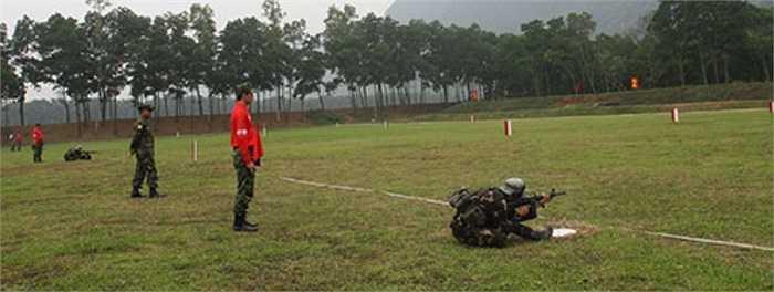 Giải Bắn súng quân dụng quân đội các nước ASEAN lần thứ 24 (AARM-24) chính thức khai mạc vào ngày 19/11/2014 và bế mạc vào ngày 28/11/2014. (Theo QĐND)