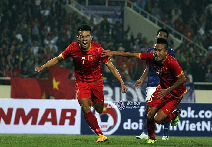 Chân sút xứ Nghệ gần như chắc chắn có tên trong danh sách chính thức của tuyển Việt Nam. (Ảnh: Nhạc Dương)
