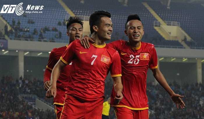 Sức trẻ là điểm nhấn cho tuyển Việt Nam ở thời điểm hiện tại. (Ảnh: Nhạc Dương)